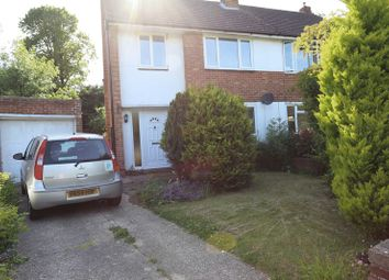Thumbnail 3 bedroom property to rent in Harcourt Drive, Earley, Reading