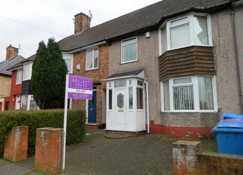 Thumbnail 3 bedroom town house to rent in Goldfinch Farm Road, Speke, Liverpool