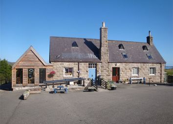 Thumbnail Commercial property for sale in The Weavers, Woodend, Tongue, Lairg, Highland