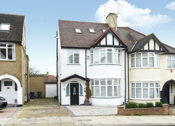 Thumbnail 5 bed semi-detached house for sale in Holders Hill Crescent, London NW4,