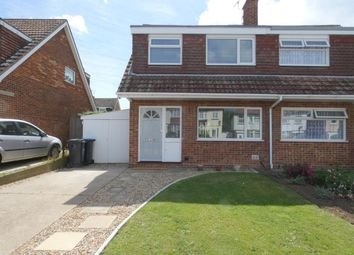 Thumbnail 3 bedroom semi-detached house to rent in Rumfields Road, Broadstairs