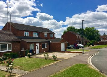 Thumbnail 3 bed semi-detached house for sale in Gould Drive, Northway, Tewkesbury, Gloucestershire