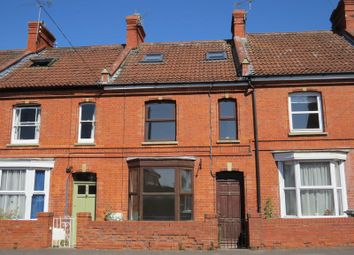 Thumbnail 3 bed terraced house for sale in Wells Road, Glastonbury