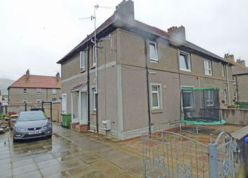 Thumbnail 2 bed flat for sale in Park Road, Girvan