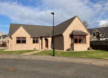 Thumbnail Detached house for sale in 16 Invererne Gardens, Forres, Moray