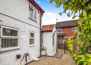 Thumbnail 1 bed semi-detached house for sale in Newton Street, Newton St. Faith, Norwich, Norfolk