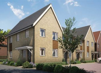 Thumbnail 3 bedroom end terrace house for sale in Eagle Way, Hampton Centre, Peterborough