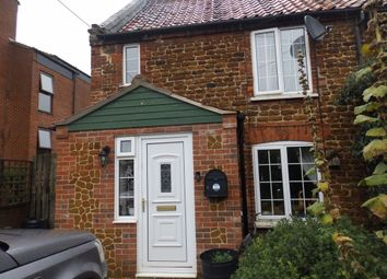 Thumbnail 3 bed cottage to rent in New Row, Heacham, King's Lynn