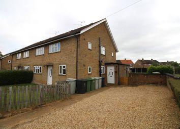 Thumbnail 2 bedroom maisonette for sale in Queens Road, Uppingham, Oakham