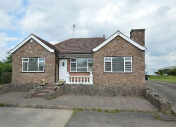 Thumbnail 3 bed detached bungalow for sale in Regent Street, Narborough, Leicester
