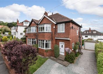 Thumbnail 3 bed semi-detached house for sale in Weetwood Court, Weetwood, Leeds