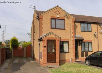 Thumbnail 2 bed property for sale in Betony Close, Scunthorpe