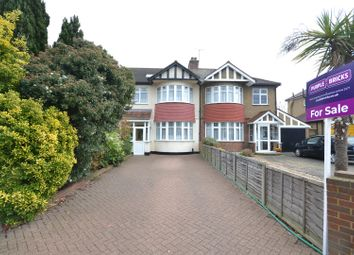 Thumbnail 4 bed terraced house for sale in Priory Avenue, Sutton