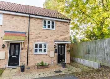 Thumbnail 2 bed end terrace house to rent in Wardens Lane, Irthlingborough, Wellingborough