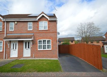 Thumbnail 3 bed semi-detached house for sale in Laithes Court, Alverthorpe, Wakefield