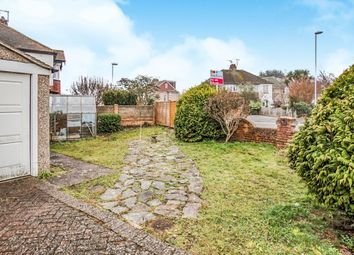 Thumbnail 3 bed semi-detached house for sale in Charmandean Road, Broadwater, Worthing