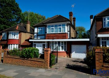 Thumbnail 4 bed detached house for sale in Bourne Hill, London