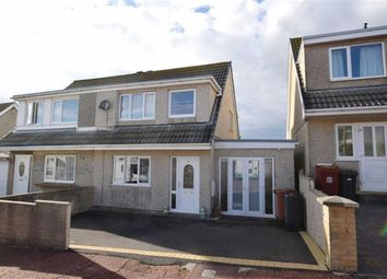 Thumbnail 3 bed semi-detached house for sale in Andreas Avenue, Barrow In Furness, Cumbria
