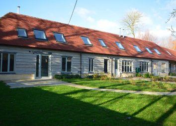Thumbnail 2 bed terraced house to rent in Vine Yard High Street, Stockbridge