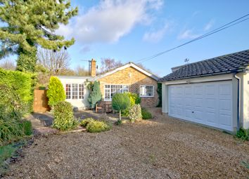5 bed detached bungalow for sale in Frog End, Shepreth, Royston SG8
