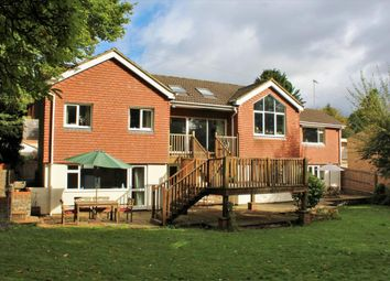 Thumbnail 5 bed detached house for sale in Rowhills, Farnham