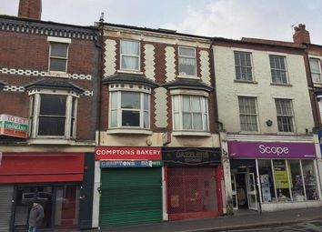 Thumbnail 3 bed flat to rent in Market Place, Wednesbury