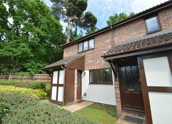 Thumbnail 1 bed maisonette to rent in Heathbridge, Brooklands Road, Weybridge, Surrey