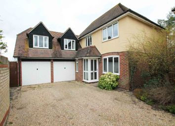Thumbnail 4 bed detached house for sale in Melford Close, Burwell