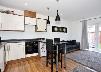 Thumbnail 1 bed terraced bungalow for sale in Milton Road, Swanscombe