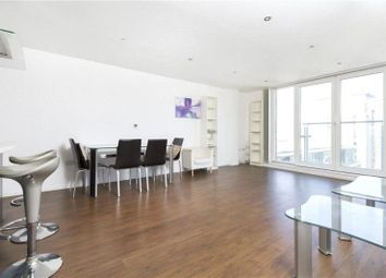 Thumbnail 2 bed flat to rent in Oxygen Building, Western Gateway, London