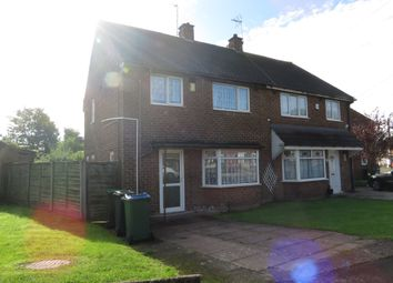 Thumbnail 3 bed semi-detached house for sale in Dawes Avenue, West Bromwich