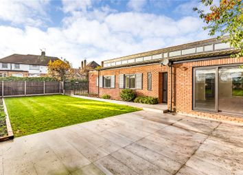Thumbnail 4 bed bungalow for sale in Shelley Close, Edgware
