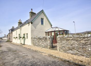 Thumbnail 3 bed cottage for sale in Montrose Cottage, High Street, Brora