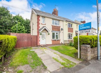 Thumbnail 3 bed semi-detached house for sale in Tyler Road, Willenhall