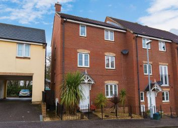 Thumbnail 4 bed end terrace house to rent in Bishops Drive, Copplestone, Crediton