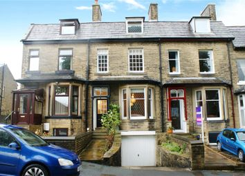 Thumbnail 4 bed terraced house for sale in Mannville Road, Keighley