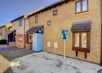 Thumbnail 3 bedroom terraced house for sale in Bulmer Close, Broughton, Milton Keynes