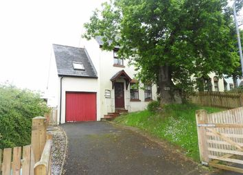 Thumbnail 3 bed detached house for sale in Heol Ty Newydd, Cilgerran, Cardigan