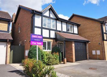 Thumbnail 4 bed detached house for sale in Shepherd Close, Aylesbury