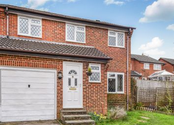 Thumbnail 4 bedroom detached house for sale in Wesley Road, Kings Worthy, Winchester