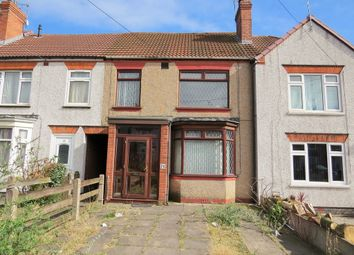 Thumbnail 3 bedroom terraced house for sale in Butlin Road, Holbrooks, Coventry