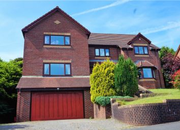 Thumbnail 6 bed detached house for sale in Caerleon, Newport