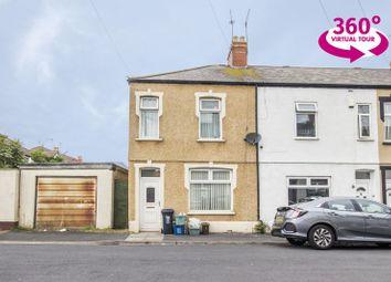 Thumbnail 3 bed end terrace house for sale in Oakley Street, Newport