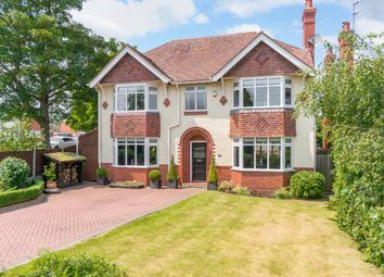 Thumbnail 5 bed detached house for sale in Lyth Hill Road, Bayston Hill, Shrewsbury