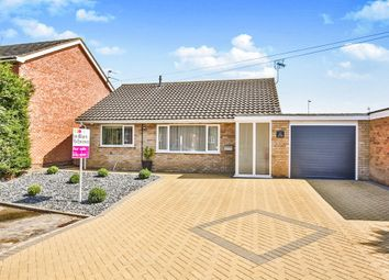 Thumbnail 3 bed bungalow for sale in Heidi Close, Toftwood, Dereham