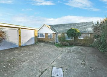 Thumbnail 3 bedroom detached bungalow for sale in Courtlands Way, Goring By Sea, Worthing