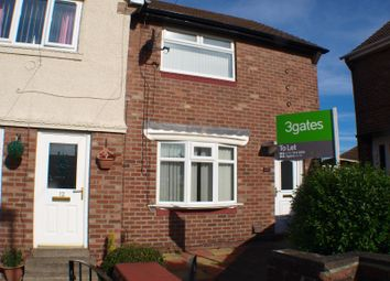 Thumbnail 2 bed terraced house to rent in Appleby Square, Sunderland