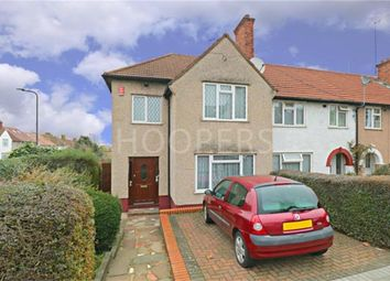 Thumbnail 3 bed end terrace house for sale in Dawpool Road, London