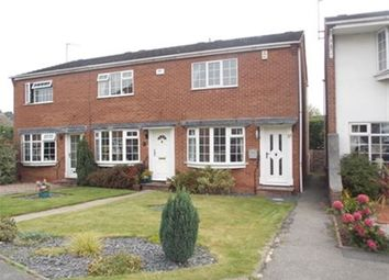 Thumbnail 2 bed semi-detached house to rent in Sunlea Crescent, Stapleford, Nottingham