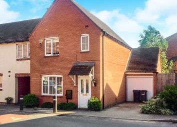 Thumbnail 3 bed semi-detached house for sale in Applebees Meadow, Hinckley